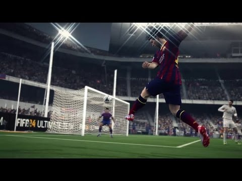 FIFA 14 – PS4/Xbox One Trailer