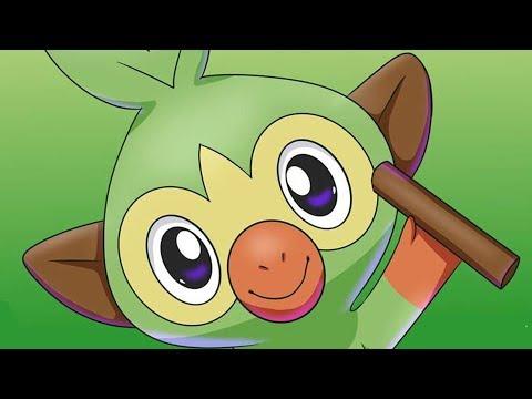 Pokemon Sword/Shield - Dunkey