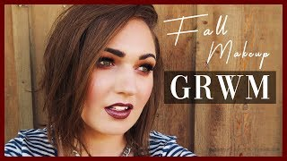 Beauty Community Drama & Stereotypes | Fall Makeup GRWM
