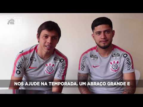 Romero apresenta novo reforço do Corinthians e manda recado à torcida
