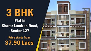 Luxury Apartments at Kharar Landran Road | Park Avenue Homz |Sector 116