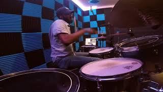 Jordan Rakei  Rolling Into || One Drum Cover 🥁