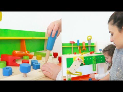 Test: Everearth Werkbank | babyartikel.de