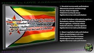 Zimbabwe National Anthem INSTRUMENTAL with lyrics Shona-Ndebele-English