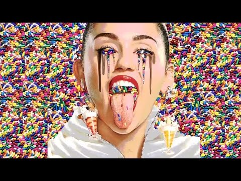 Music audio] mark ronson ft. Miley cyrus – nothing breaks like a.