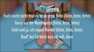 Lil Lano   Bitte Bitte (Official HQ Lyrics) (Text)