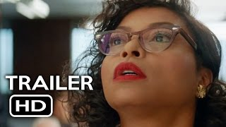 Hidden Figures Official Trailer 1 2017 Taraji P Henson Janelle Monáe Drama Movie HD