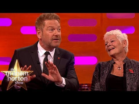 Dame Judi Dench Exposed Herself to Kenneth Branagh! | The Graham Norton Show