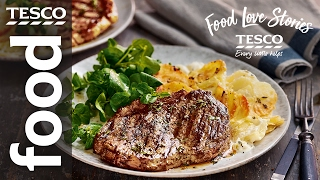 How to: Jimmy's 'Finest' steak for two