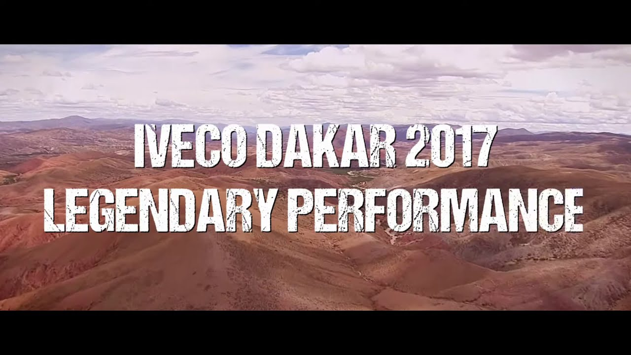 IVECO @ DAKAR 2017