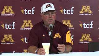 Postgame Reaction: Coach Kill on 23-17 Loss to TCU