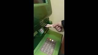 Сумасшедший, голодный терминал Сбербанк России! Mad hungry terminal Sberbank of Russia!