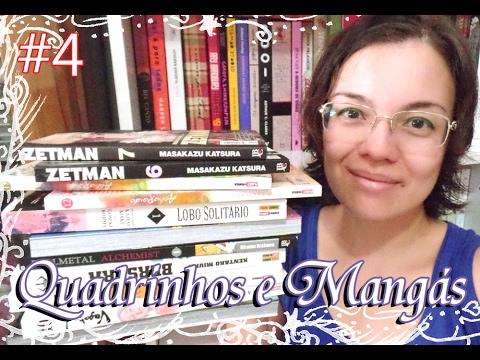 Quadrinhos e Mangás #4