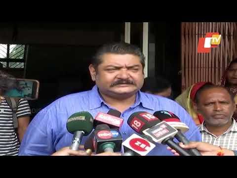 BJD MLA Pratap Deb Condoles Arun Jaitley's Demise