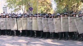 Арест Филата подхлестнул протестные настроения в Молдове