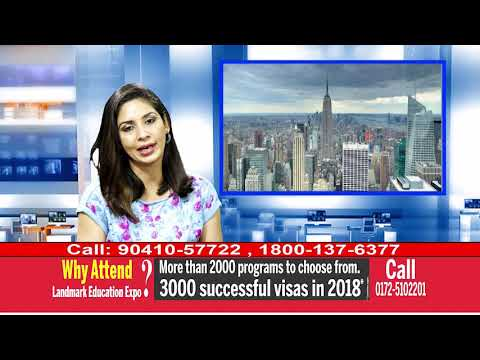 Study In Canada (January Intake) - Ask The Experts | Seminar | International Education Expo 2019