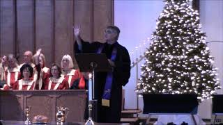"Second Advent of PEACE: ""Messengers of Peace""; Scripture Reading: Luke 2:8-20; Rev. Dr. Cr"