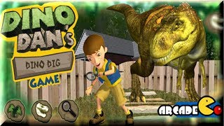 Dino Dan's Dino Dig - Dino Dinosaurs Detective Kids Game Movie
