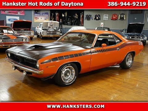 Video of 1970 Plymouth Cuda located in Pennsylvania Offered by Hanksters Hot Rods - PHVT