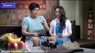 Hài Vitamin K, cười lăn lóc với Dapeng Tập 112 Lễ Cưới Xúc Động