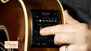 Takamine TF77 PT Guitar Demonstration By Lance Allen