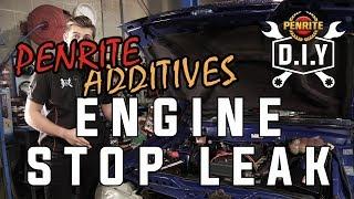 DIY Additives - Engine Stop Leak