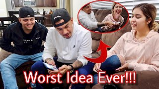 Dad Reacts To Daughters Camera Roll!! ***Unexpectedly*** Vlogmas Day 20