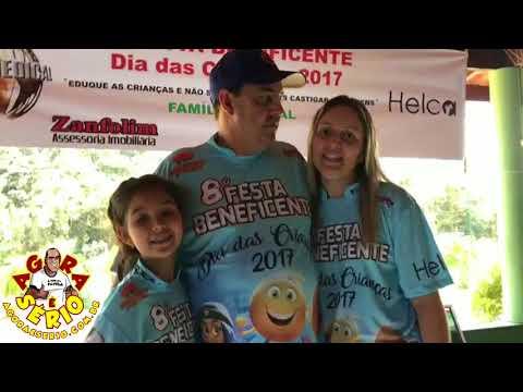 Festa das Crianças do Nélio Barral no Jardim das Palmeiras