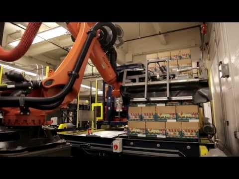 Fachpack 2015 - KUKA's solutions for the food and consumer goods industry
