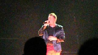 Johnny Reid - Right Where I Belong, Ottawa May 12 2012