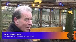 Speciaal eerbetoon aan oud-voorzitter Scouting de Stormvogels