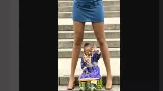 Svetlana Pankratova, Woman With The World's Longest Legs, Has A Surprise Neighbor