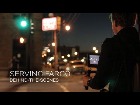 Serving Fargo [RODE Reel 2017] BTS
