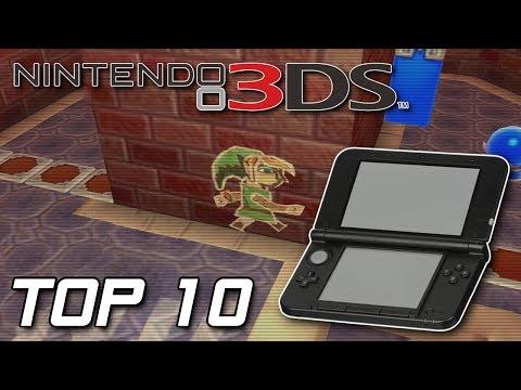 Meine Top 10 Nintendo 3DS Spiele