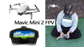 FPV mini Magimask casero