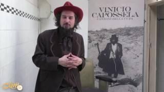 Intervista a Vinicio Capossela - Canzoni della Cupa