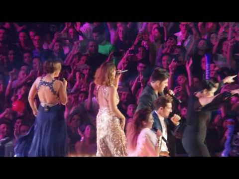 31.10.2016 Barcelona - OT El Reencuentro, Rosa - Europe's living a celebration (HD)