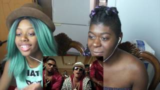 Reaction: Bruno Mars 24k Magic Music Video + Short Storytime