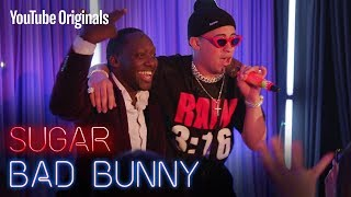 Bad Bunny pays it back to a deaf fan who loves to dance.
