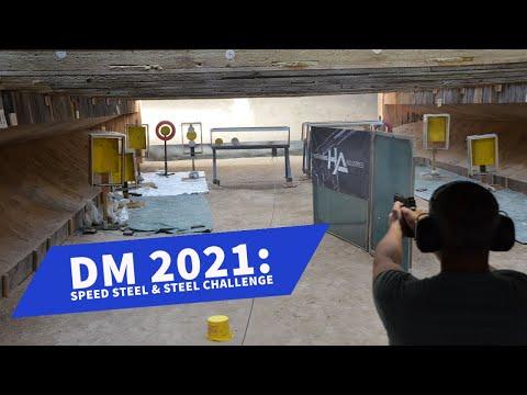 sportschuetzen: Deutsche Meisterschaft 2021 Steel Challenge und Speed Steel - Wettkampfbericht zur DM mit Video