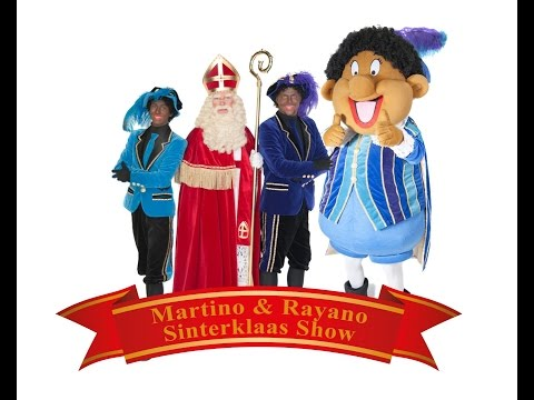Video van Martino & Rayano en de Knuffelpiet | Looppop.nl