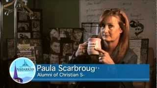 Pursuing Her Passion - The Paula Scarbrough Profile