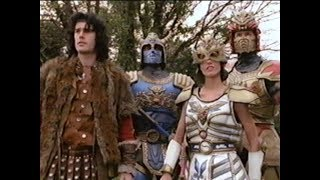 Mystic Knights of Tir Na Nog - Mystic Knights Battle | Episode 5
