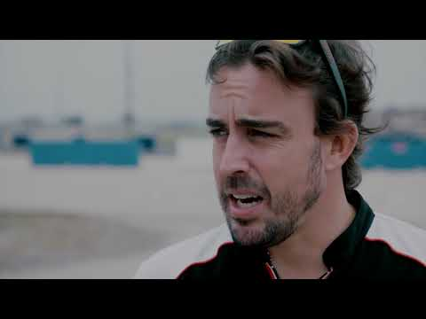 2019 WEC Sebring Tuesday - Fernando Alonso interview