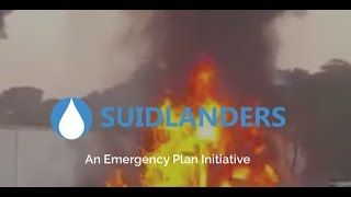 Interview about the Suidlanders plans in case of massive unrest, civil war and war in South Africa