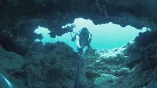 VR動画で沖縄 ツアー『 アポガマ」ポイント 』の動画