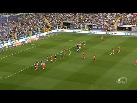 Résumé RSC Anderlecht - Standard (1-0)