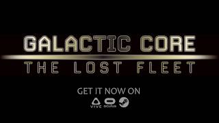 Crazy VR Boss Fight on Galactic Core: The Lost Fleet