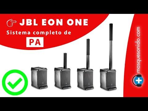 JBL EON ONE - Masquesonido
