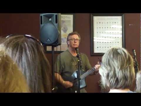 2012 Sisters Folk Festival Artist Showcase - Farrel Droke